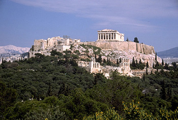 Athens - Acropolis - ATHENS 